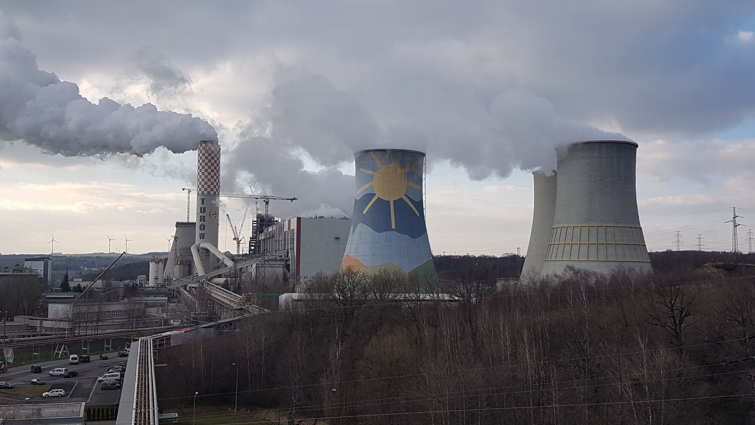 Elektrownia Turów, Przemiałownia - Bogatynia 2018