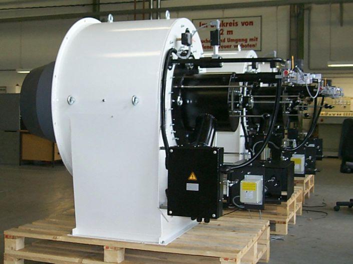 Palnik duoblokowy gazowy 20 500 kW (ELCO)