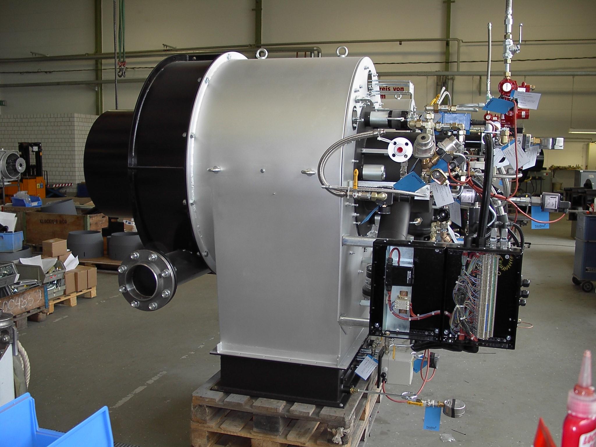 Palnik ELCO RPD 70 GS gaz-olej ciężki 20 500 kW